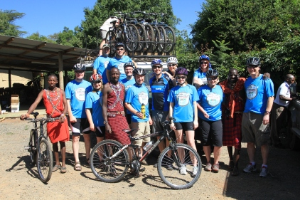 Kenya Cycle Challenge